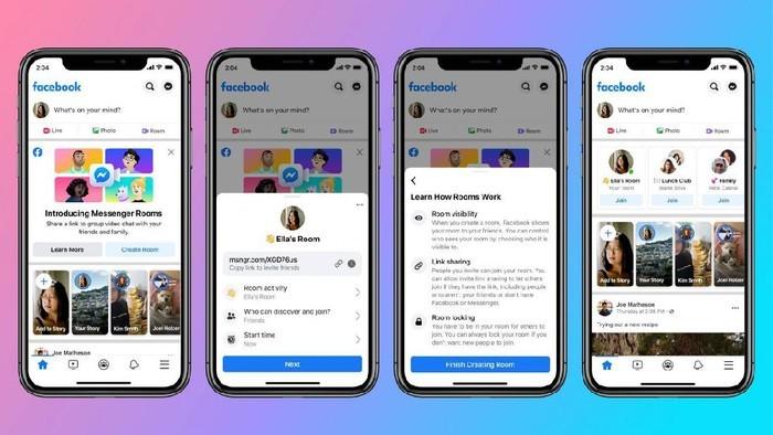 Facebook dan WhatsApp Serentak Serang Zoom
