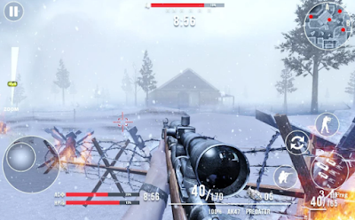 Call of Sniper WW2: Final Battleground mOD