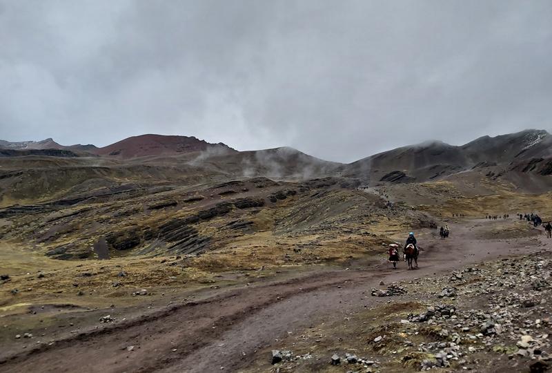O que fazer em Cusco: Vinicunca, Montanha das sete cores