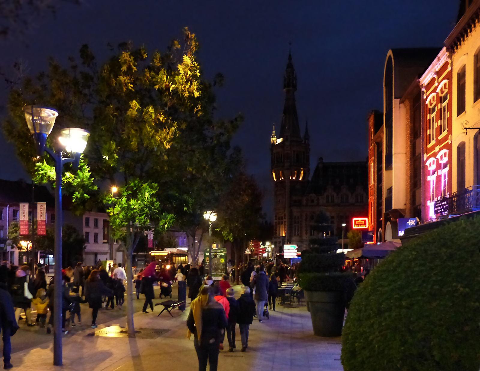 Beffroi de Tourcoing - Allumoirs 2019
