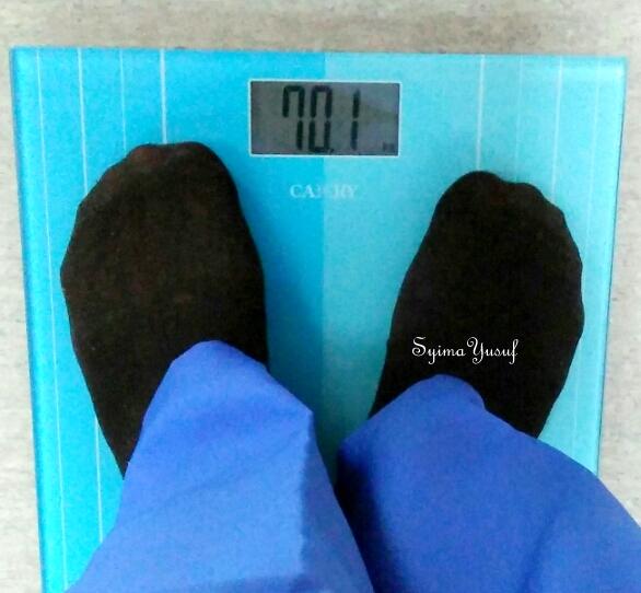 Ini Berat Badan yang Seharusnya Turun Secara Normal dengan Diet Sehat