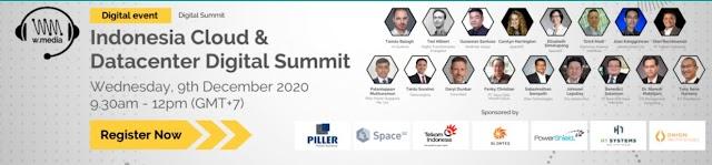 Indonesia Cloud & Datacenter Digital Summit