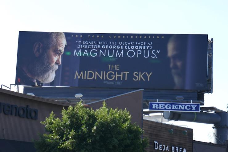 Midnight Sky consideration billboard