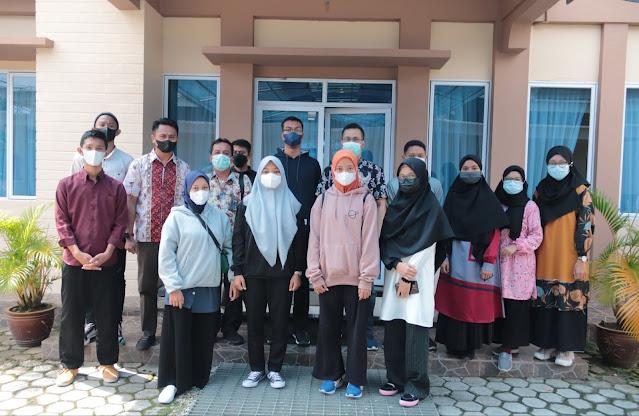 21 Pelajar Penerima Beasiswa dari PT Timah Tbk Akan di Berangkatkan ke Pangkalpinang
