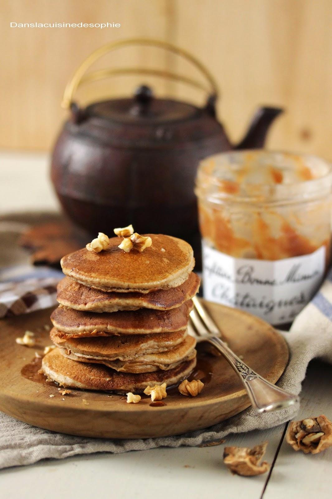 Recette De Pancakes Les Foodies