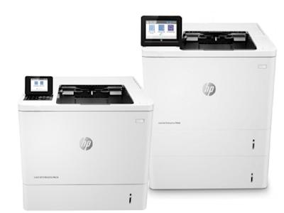 Image HP LaserJet E60075 Printer Driver