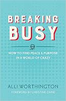 My Favorite Things List, Breaking Busy, www.justteachy.com