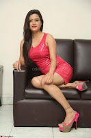 Shipra Gaur in Pink Short Tight Dress ~  Exclusive Poshoot 92.JPG