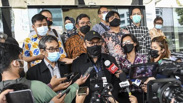 Novel dkk Minta Pimpinan KPK Cabut SK Penonaktifan