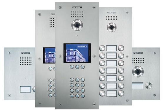 Funciones alternativas que pueden adoptar los porteros + videoportero automáticos | Explicación | Cambiador placa + Distribuidor video + Selector cámaras + Conserjería