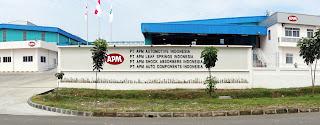 Lowongan Kerja Produksi Otomotif PT APM Armada Autoparts Cikarang