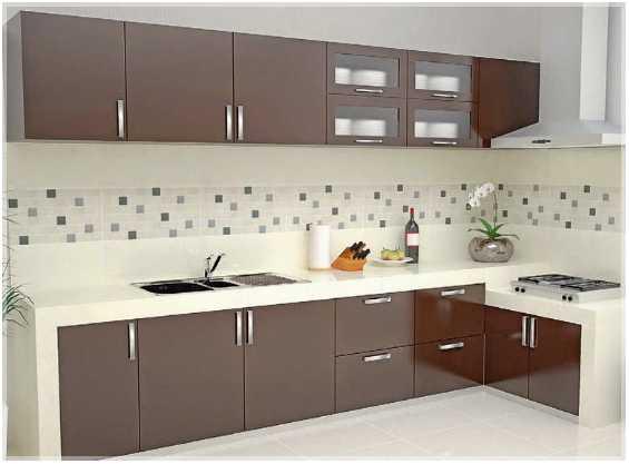 Desain Ruang Dapur Minimalis Ukuran 2x3 Meter Di Rumah Type 36