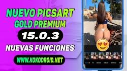 🎖️PICSART APK GOLD PREMIUM 15.0.3 ULTIMA VERSIÓN 2020