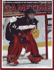 Vernon Vipers 2005-06 Program (First Edition)
