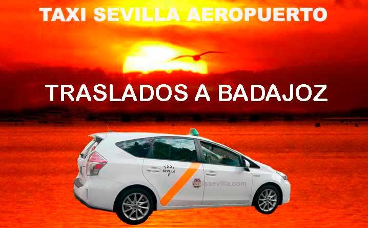 traslados a Badajoz