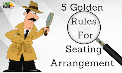 5 Golden Rules For Seating Arrangement