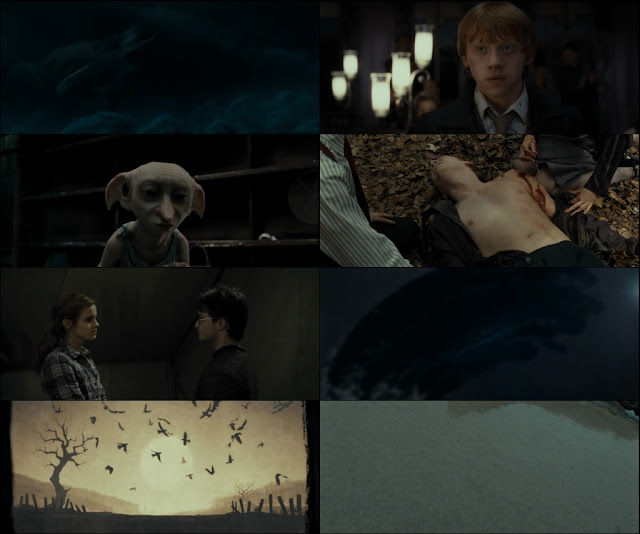 Harry Potter and the Deathly Hallows Part 1 2010 Dual Audio 1080p BluRay