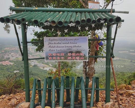 Tinggi Bukit Taisho