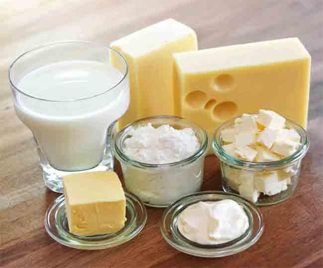 बच्चों के बाल बढ़ाने के उपाय दूध से बने प्रोडक्ट्स