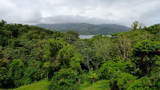 Lake Arenal and Arenal Volcano