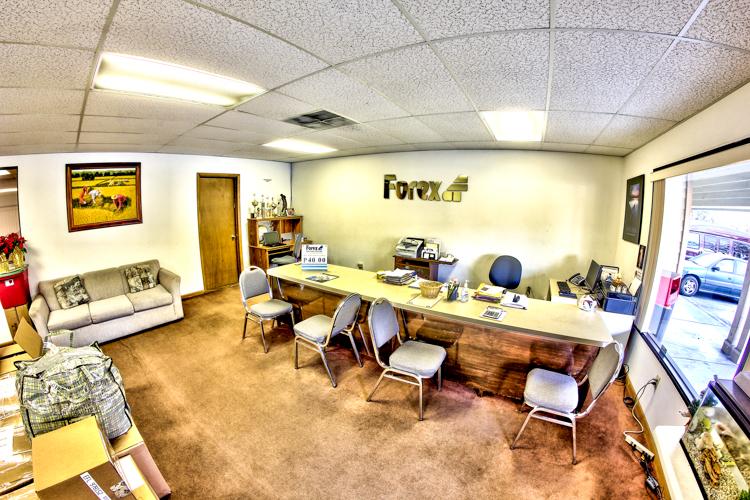 Forex cargo office
