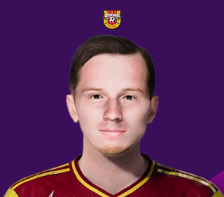 PES 2020 Faces Yaroslav Ivakin by Korneev