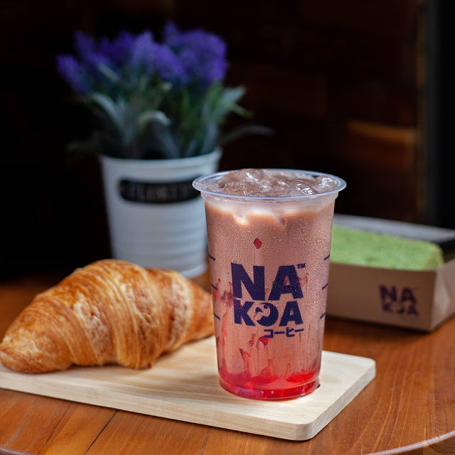 Menu Nakoa Cafe Malang
