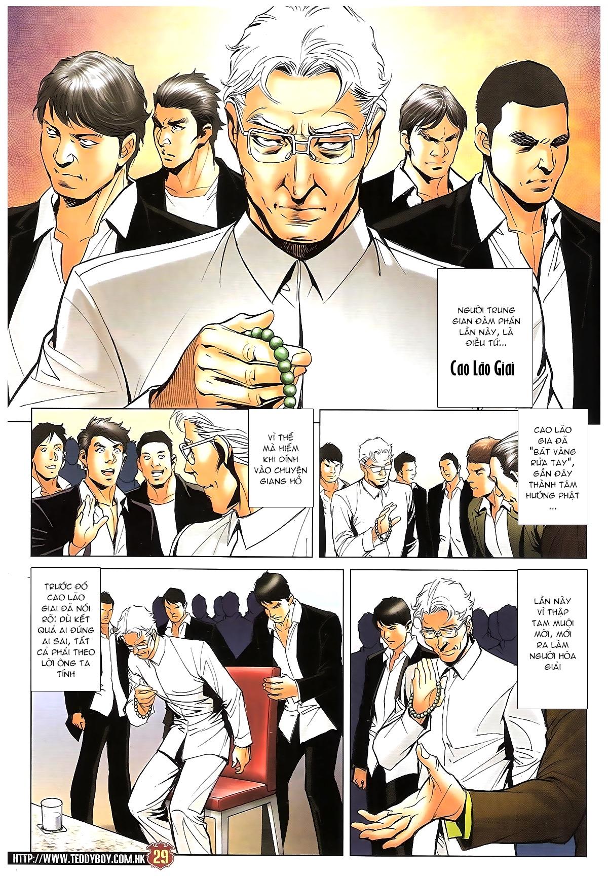 Người Trong Giang Hồ - Chapter 1619: Nhân sinh bách luyện cương - Pic 25