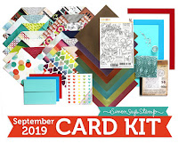 Simon's September Card Kit