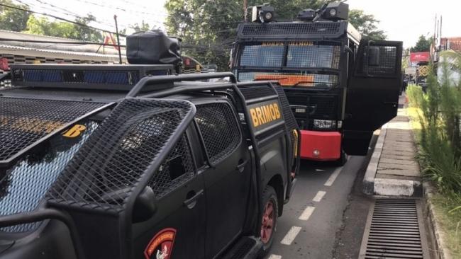 Sidang Eksepsi Jumhur Hidayat Dijaga Ketat Aparat Kepolisian, ProDem: Dasar Rezim Paranoid!