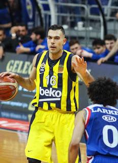 Fenerbahçe - Anadolu Efes Kostas Sloukas
