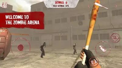 Download Deadlands Arena Apk v1.3 Mod (Infinite Ammo)