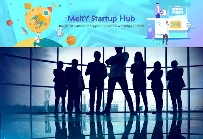 MeitY Startup Hub (msh) 2019 Full info