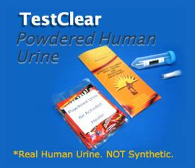 Test Clear Purine