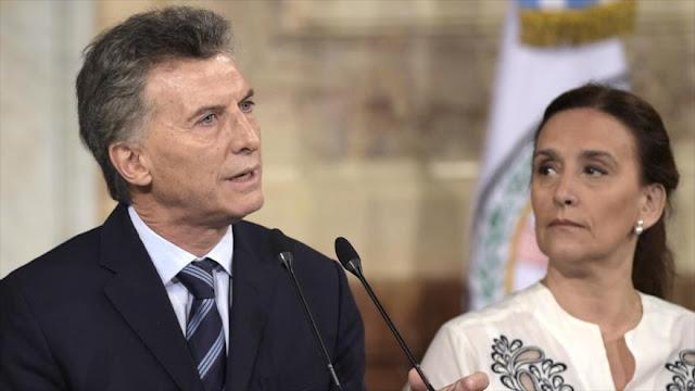 ¡¿Compasión?!, Macri tiende la mano a Riad en plena crisis
