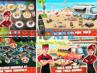 Food Truck Chef: Cooking Game Mod v1.1.0 (Mod Gold)
