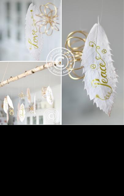 Pinterest Pin Winterdeko, dekorieren vor Weihnachten, Handlettering