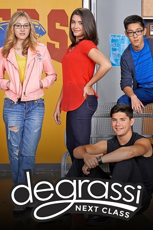 Degrassi Next Class S02 All Episode [Season 2] Complete Download 480p