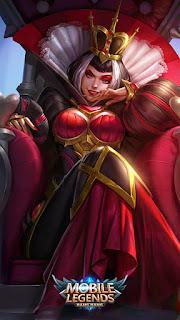 Aurora Heartbreak Empress Heroes Mage of Skins Starlight V3