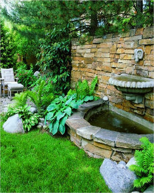 home garden ideas and images
