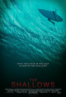 The Shallows (2016) Movie Review