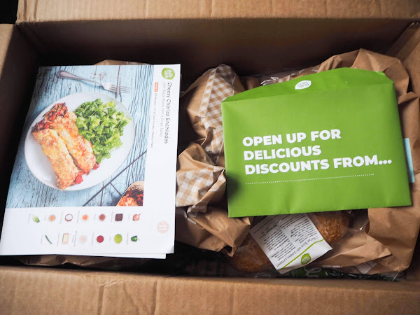 HEALTHY MEALS WITH HELLO FRESH!