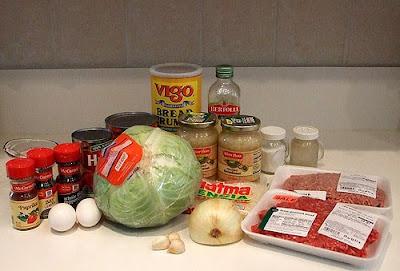 Stuffed Cabbage Rolls Recipe : Jaguar Julie Secret Ingredients