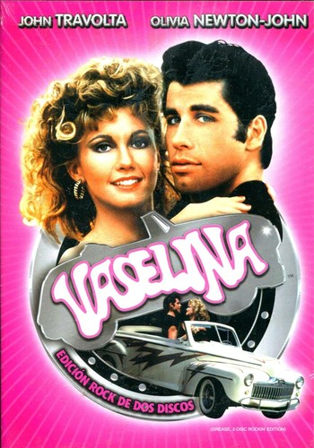 Grease (Vaselina) (1978) [BRrip 1080p] [Latino – Ingles] [Musical]