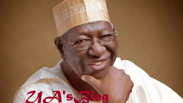 BREAKING: Tony Anenih Is Dead
