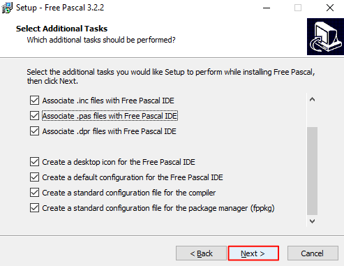 How to Download and Install Pascal on Windows 10 (64-bit)