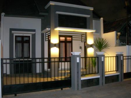 SolusiProperti Desain Rumah Minimalis Type. Teras Rumah Minimalis & desain interior rumah minimalis type 40