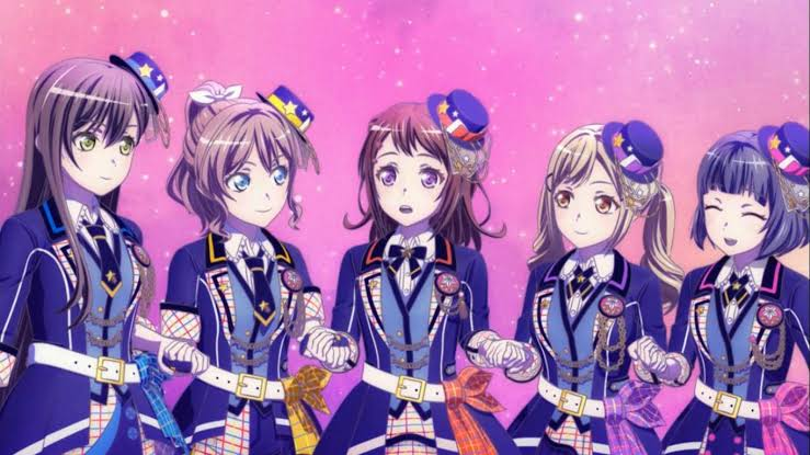BanG Dream! Season 03 Batch Subtitle Indonesia