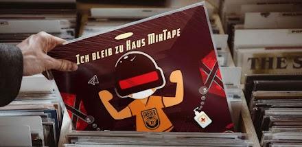 Ich bleib zu Haus MixTape | Das Corona Mixtape von Frieder D im Free Download und Stream