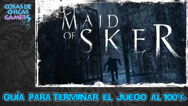 Guía Maid of Sker para completar el juego al 100%